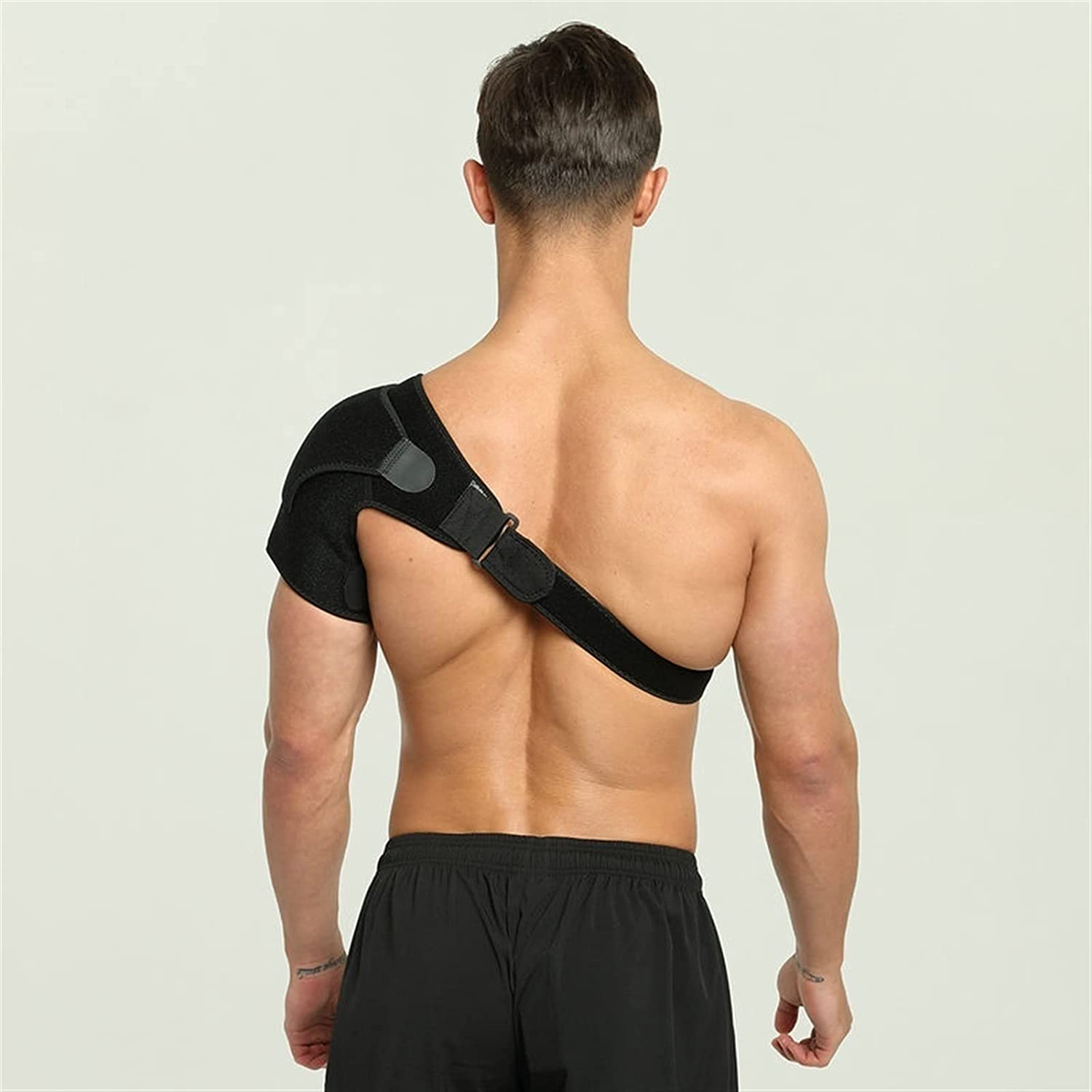 HTTDD Shoulder Brace Adjustable Guards Th for Ranking TOP14 Store Physical