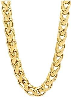 Chain 26 Inch Handmade gemstone pearl Original Mala One Two Gram Gold Necklace Set 7383