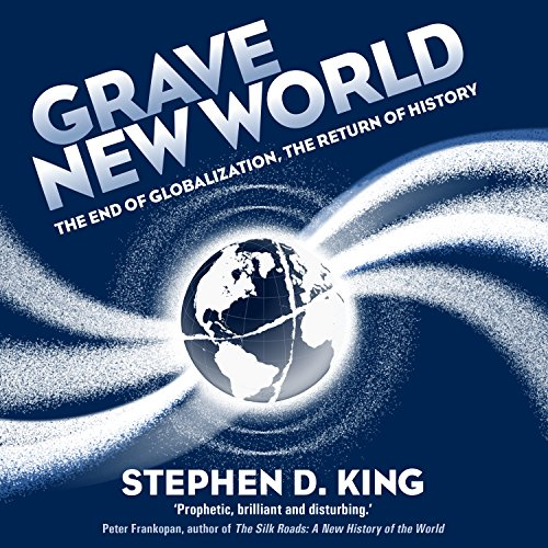Grave New World audiobook cover art