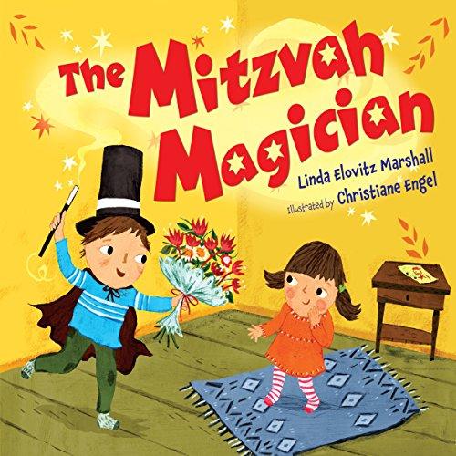 The Mitzvah Magician copertina