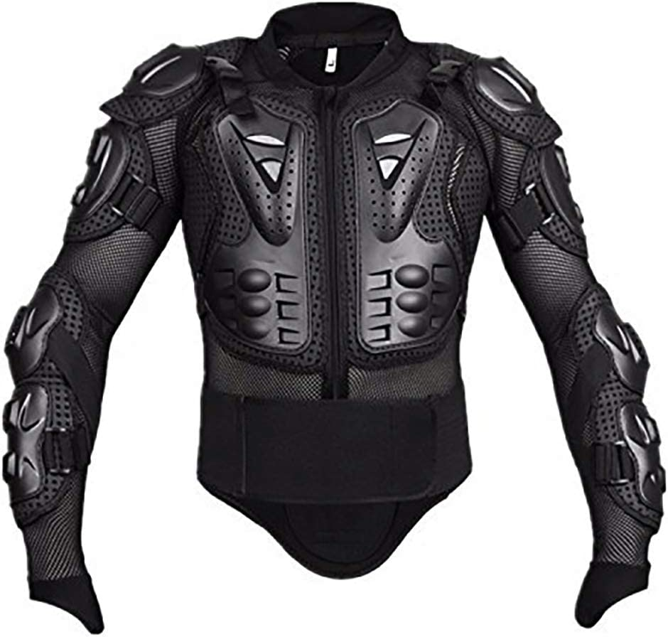 Motorcycle Full Body Armor Protective Gear Jacket Shirt Protector for Adult