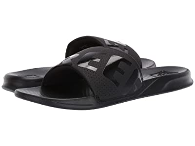 Reef One Slide (All Black) Men