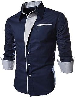 Men's Slim Fit Casual Shirt