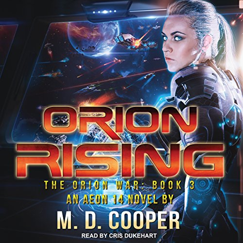 Orion Rising Titelbild
