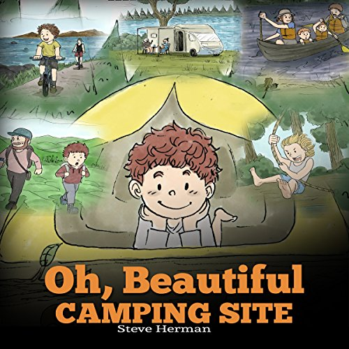 Oh, Beautiful Camping Site audiobook cover art