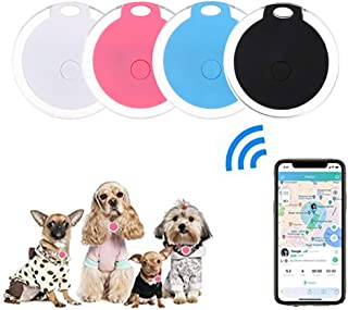$28 » ZRB Bluetooth Key Finder Item Tracker, Wireless Locator Item Trackers Pet GPS Support Remote Phone Control (4 Pack)