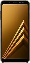 سامسونج جالكسي A8 بشريحتي اتصال - 64 جيجا, 4 جيجا رام, الجيل الرابع ال تي اي, ذهبي