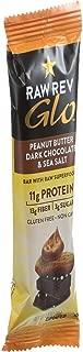 Raw Rev Glo Peanut Butter, Dark Chocolate & Sea Salt Bar, 1.6 Oz (pack of 12)