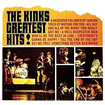The Kinks Greatest Hits!
