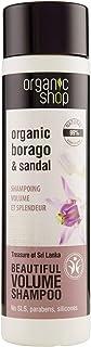 Organic Shop Shampoo Volumizzante Borago & Sandal - 280 ml