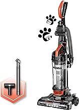 Eureka Power Speed NEU188A PowerSpeed Turbo Spotlight Lightweight Upright Vacuum Cleaner for Carpet and Hard Floor, Pet, Tangerine Orange