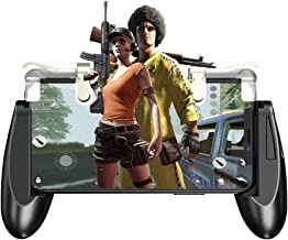 GameSir F2 Firestick Grip Mobile Phone Gaming Controller Grip Case with Sensitive L1R1 Mobile Triggers for Knives Out/Rules of Survival, Upgraded Version