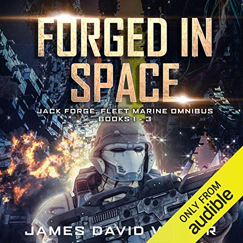 Forged in Space Omnibus cover art