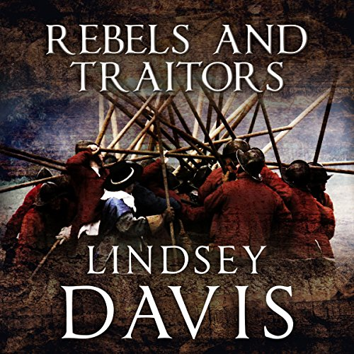 Rebels and Traitors audiobook cover art