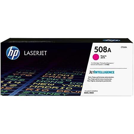 Hp 508a Cf363a Rot Original Toner Für Hp Color Laserjet Enterprise M552dn M553 M577 Bürobedarf Schreibwaren