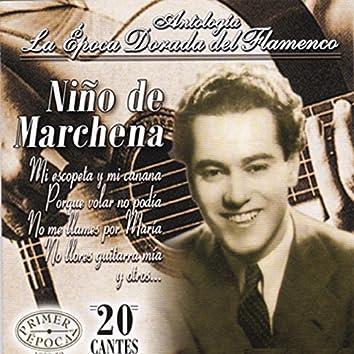 Niño de Marchena, La Época Dorada del Flamenco Español