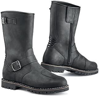 TCX Boots Men's Fuel Waterproof Boots (Black, Size 45/Size 11)