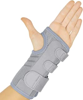 Vive Carpal Tunnel Wrist Brace (Left or Right) – Arm Compression Hand Support..