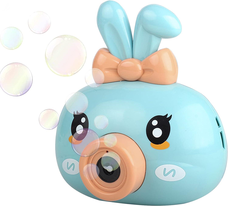 Bubble Machine Toys for Kids, Camera Bubble Maker Bubble Blower