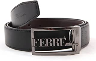 GIANFRANCO FERRÈ 1815-U252 Leather belt Men