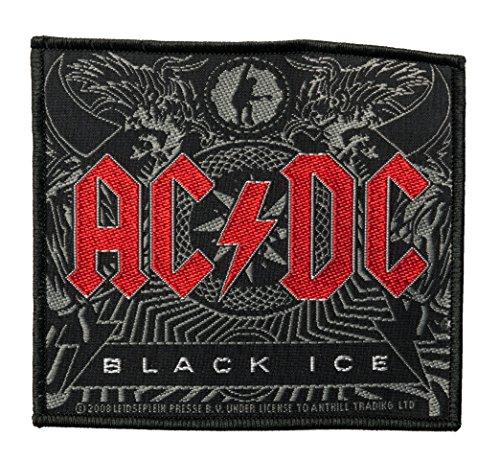 AC/DC - Black Ice (Patch/Aufnäher) [SP2302]