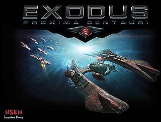 Legendary Exodus Proxima Centauri