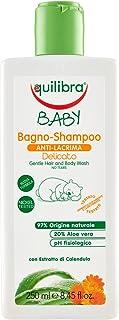 Equilibra Baby Bagno-Shampoo Anti-Lacrima, 250 ml