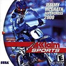 Jeremy McGrath Supercross 2000 (Dreamcast, 2000)