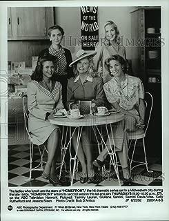 Historic Images - 1992 Press Photo Sammi Davis-Voss, Jessica Steen & Tammy Lauren on Homefront.