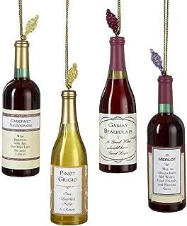 Best christmas themed wine bottles Reviews