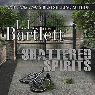 Shattered Spirits audiobook cover art