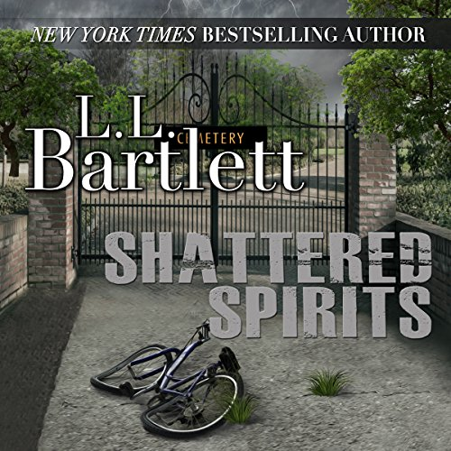 Shattered Spirits audiobook cover art