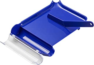 Right Hand Pill Counting Tray with Spatula (Blue)