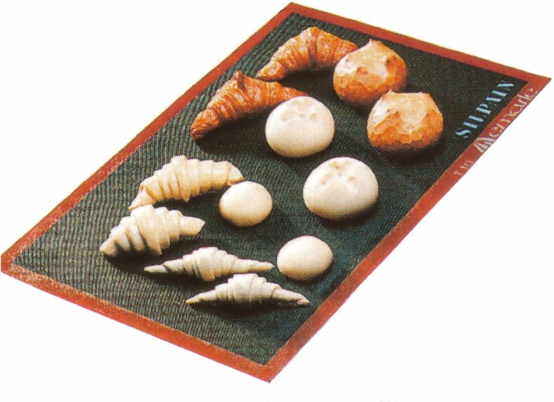Silicone Baking Sheet Silpain Cm 53x32,5 53x32,5 53x32,5 GN 1 1 B00BF9S4KS  Angenehmes Gefühl 140462