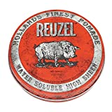 REUZEL Red Pomade Water Soluble High Sheen, 1 unidad (1 x 11