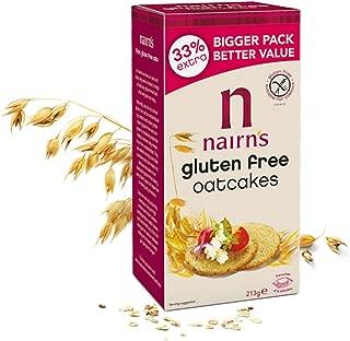 nairns oatcakes ingredients