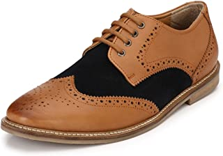 Afrojack Men's Leather Handmade Shoes