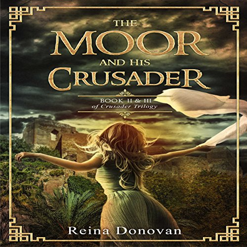 The Moor and His Crusader audiobook cover art