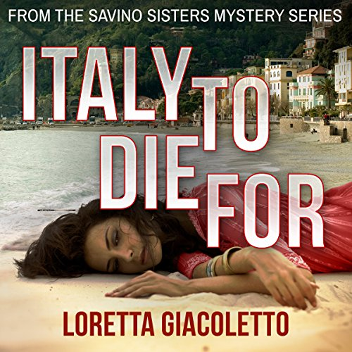Italy to Die For audiobook cover art