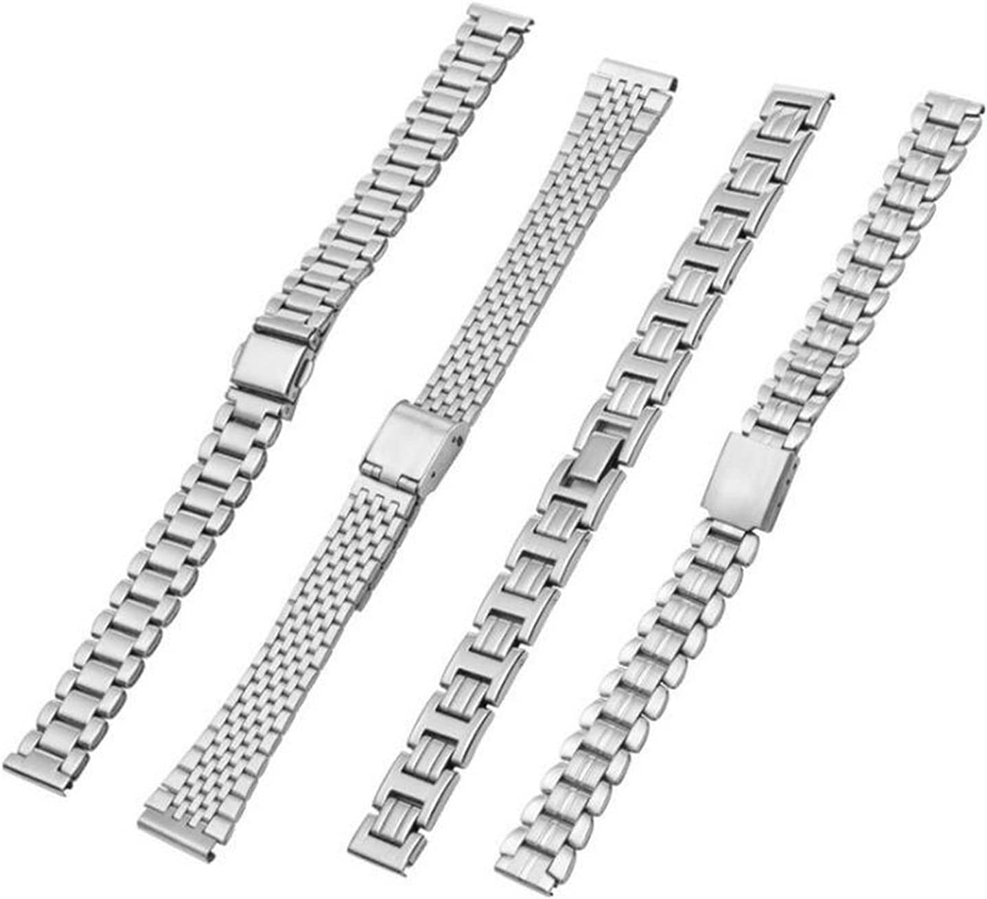 LXHY Watch Accessories Price reduction 10mm 12mm 18mm Stainless 14mm 16mm OFFer Steel