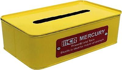 MERCURY TissueCase イエロー C117YE