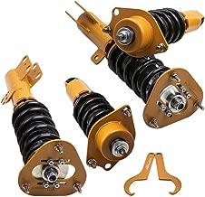 For Toyota Corolla 09-17/ Matrix 09-14 Coilovers Shocks Struts Adjustable Height