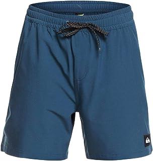 """Quiksilver Men's On Tour 15"""" Swim Shorts"""