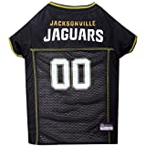 NFL JACKSONVILLE JAGUARS DOG Jersey, X-Small Shirt Apparel Jersey Cute Outfit for DOGS or CATS & Small Animals