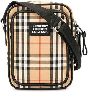 Burberry Luxury Fashion 8023381 Beige Messenger case