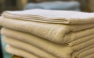 Bath Towel - Pack of 10pcs, 70x140 cm, 100% Cotton