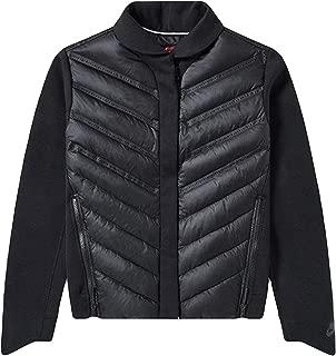 Sportswear Tech Fleece Aeroloft Women's Black Down Bomber Jacket