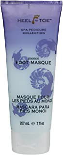 Heel to Toe Monoi Foot Masque