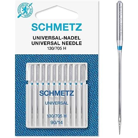 Schmetz Universel Aiguilles Force 90 pour machines à coudre
