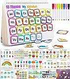 Huijing Toddler Activities Preschool Learning Busy Book...